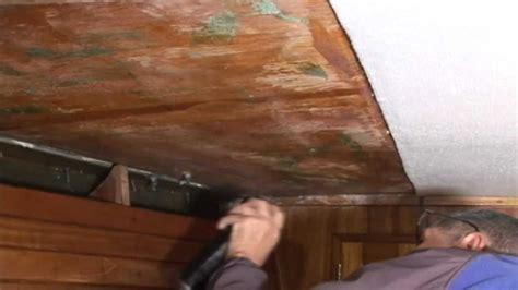 boat carpet fitting installing carpet style headliner hull liner in a boat