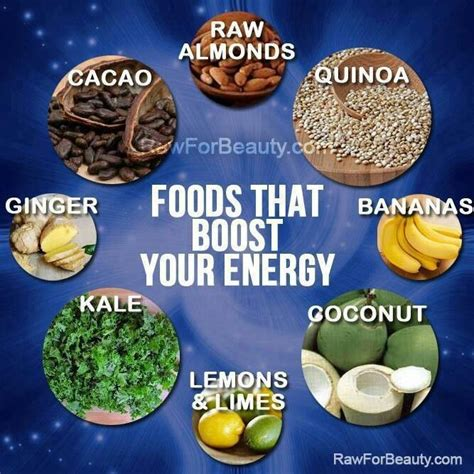 Energy Boosting Snacks by Foods That Boost Your Energy Fyi