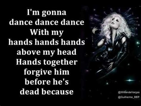bloody lyrics gaga bloody with lyrics