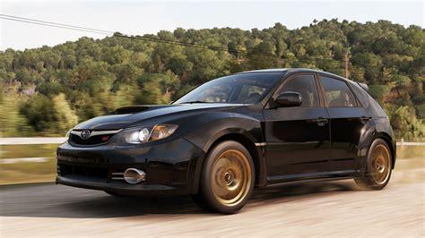 2008 Subaru Wrx Sti Horsepower by Forza Horizon 2 Cars
