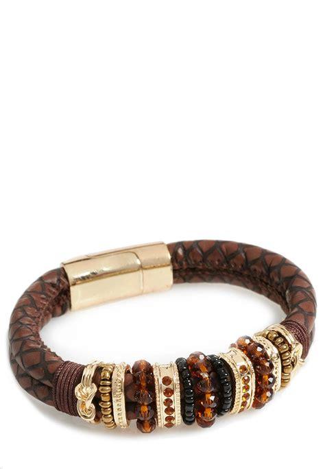infinity charm magnetic bracelet bracelets cato fashions