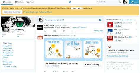 cara membuat twitter terbaru cara daftar dan membuat akun twitter terbaru 2017 espada