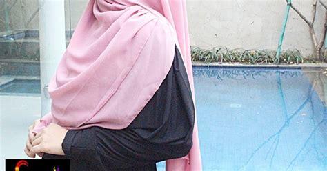 Bitter Berry 60cm Murah kamila muslimah clothing bergo ceruti syari murah terbaru 2015 whatsapp 089627627939