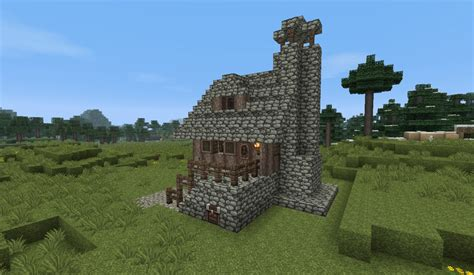 small house minecraft small medieval house 1 by heart craft minecraft project