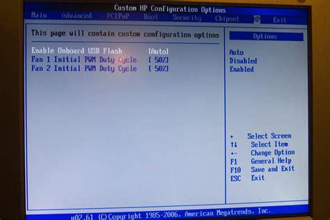 reset bios hp how to unlock the mss ex485 ex487 bios mediasmartserverwiki