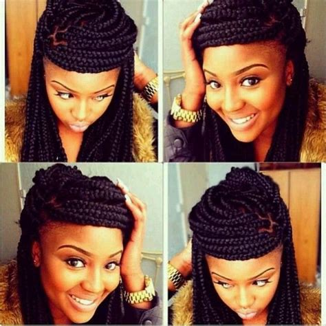 braid swoops 264 best hair styles images on pinterest