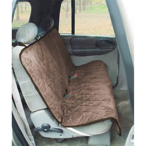bench car seat protector quilt bench car seat cover