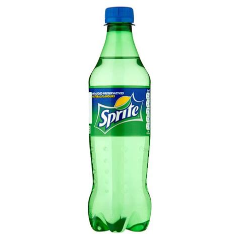 Sprite Pet 250ml sprite bottle 500ml approved food