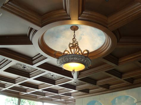 Circle Ceiling Photos Of Coffered Ceilings