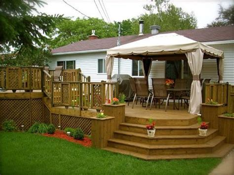 mobile home deck plans manufactured home renovations that pay you back