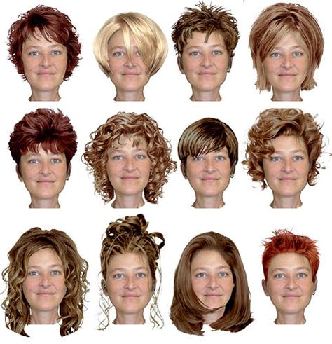 hairstyles for plus size women over 50 special occasion plus size short hairstyles for women over 50 photos