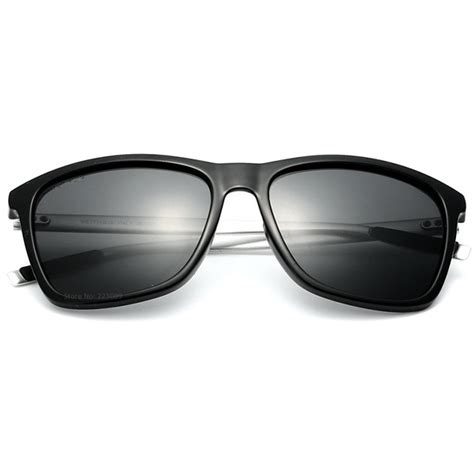 Kacamata Sunglasses Eyewear Sporty Squash Grey veithdia kacamata retro uv polarized gray jakartanotebook