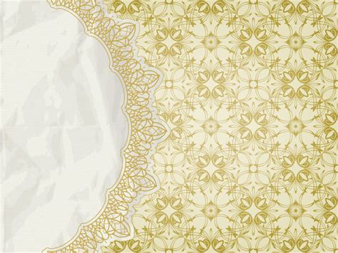 gold design for powerpoint old school design ppt backgrounds educational pattern