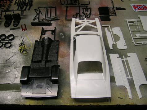 mpc  general lee firewall issues model building