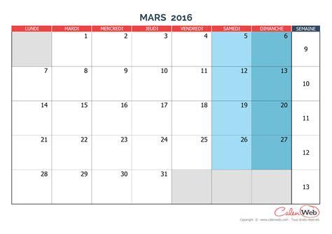 I Calendrier Mars 2016 Calenweb Mars 2016 Search Results Calendar 2015