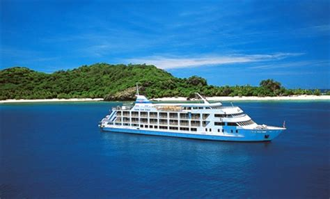 fiji cruise vacation with airfare from pacific holidays in nadi groupon getaways