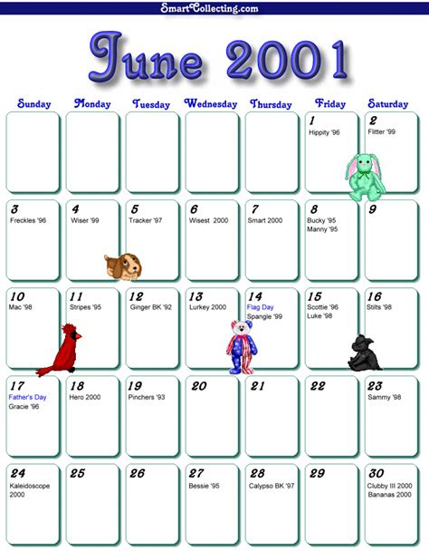 Calendar For 2001 2001 Calendar Year Related Keywords 2001 Calendar Year