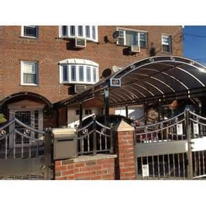 stainless steel canopies awnings