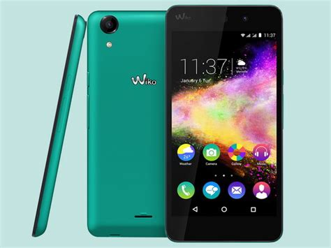 Touchscreen Wiko F122 1 wiko rainbow up smartphone now available for 160 euros
