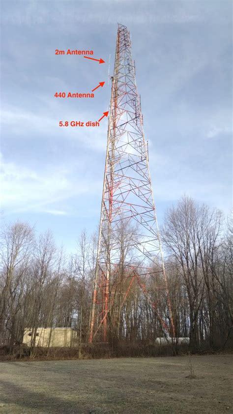 repeater details silvercreek amateur radio association