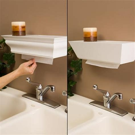 Healthy Shelf Paper Towel Dispenser by Quot Healthy Shelf Quot Towel Dispensers At Costco Apartment Therapy