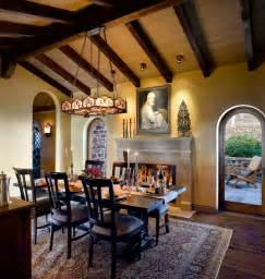 Spanish Home Decor Store Wine Country Spanish Estate Rustic Dining Room