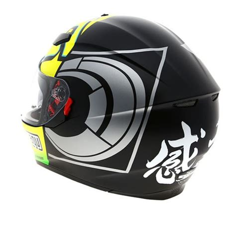 Helm Agv K3 Sv Winter Test Black valentino agv k 3 sv winter test helmet 2012 kendo