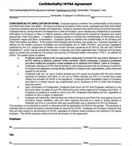 Generic Nda Template by Vendor Confidentiality Agreement Template Privacy