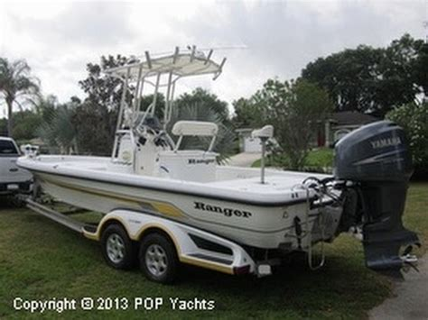 ranger bay boats for sale in texas sold used 2006 ranger 2400 bay boat in lakeland florida