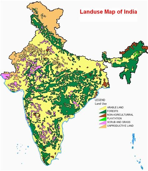 pattern of agriculture and types of forest in bangladesh landuse map