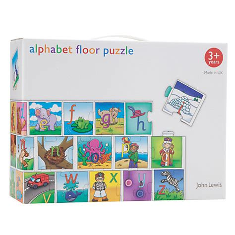 Alphabet Floor Puzzle by Buy Lewis Alphabet Floor Puzzle Lewis
