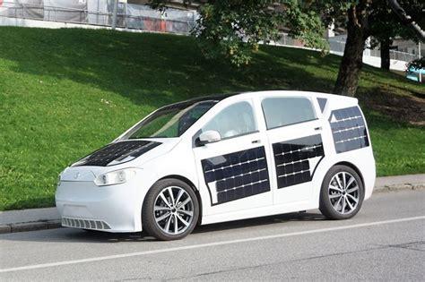 si鑒e auto sport low budget elektroauto sono sion im fahrbericht auto