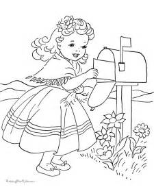 fashioned coloring pages az coloring pages