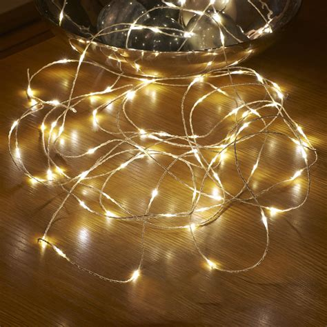 string lights with remote micro led string lights battery operated remote