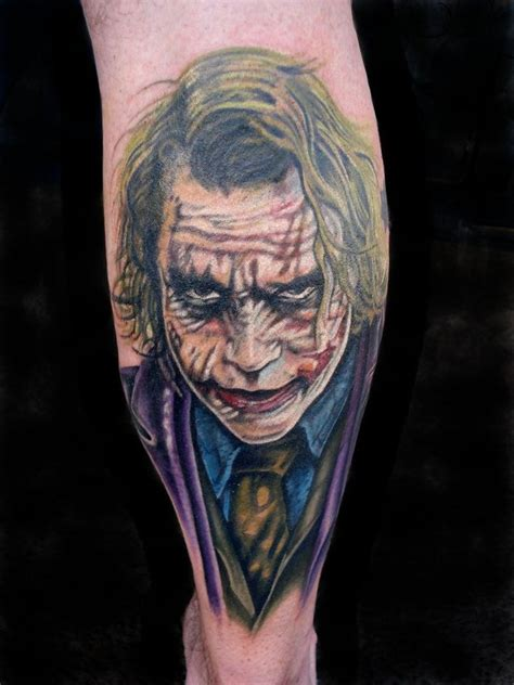joker tattoos tattoo collections