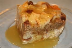 cook with susan custard bread pudding with bourbon sauce