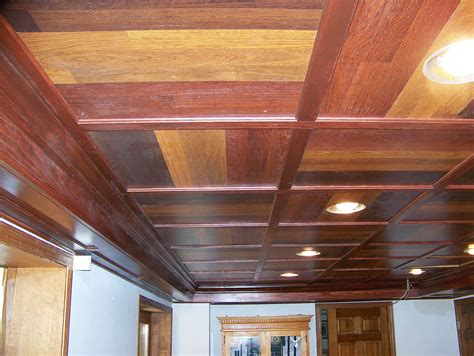 types of ceilings insulate basement ceiling in two types of basement