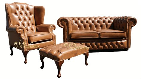 chesterfield settees chesterfield 2 seater settee mallory wing chair