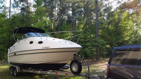 sailboats richlands nc 1997 regal commodore 242 power boat for sale in richlands nc