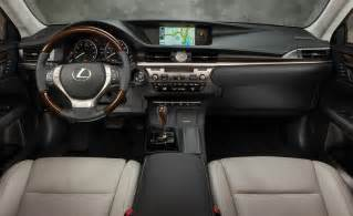 Lexus Es Interior Car And Driver