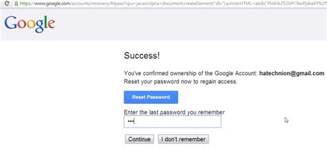 how to hack reset recovery gmail password without software hacking google gmail accounts exploiting password reset