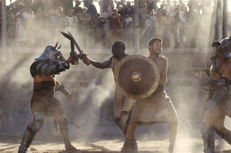 gladiator film fight purty pictures from gladiator