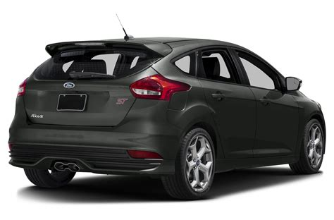 2018 Ford Focus Prices Reviews 2016 Ford Focus St Price Photos Reviews Features