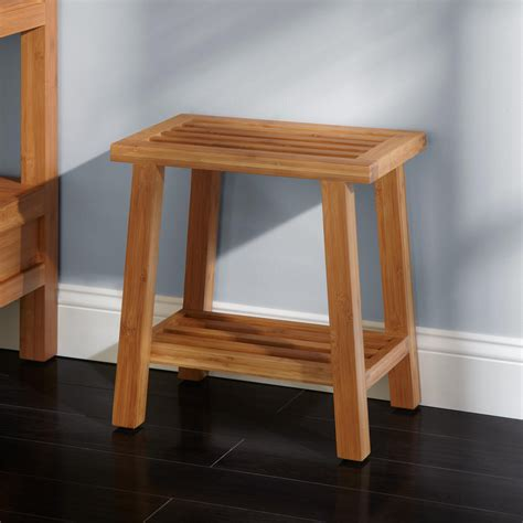 stool bathroom pradit bamboo bathroom stool bathroom