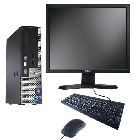 Dell Deals by Refurbished Dell Optiplex 780 Bundle 250gb Hdd 4gb