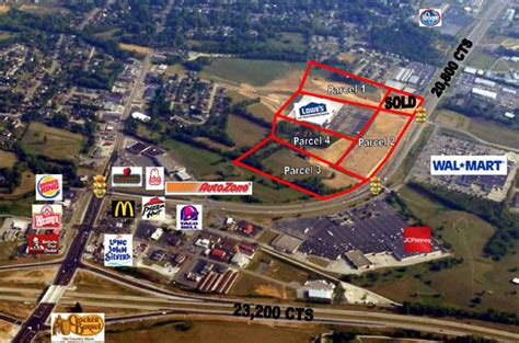lowes mt sterling ky mt sterling commercial land dev maygroup