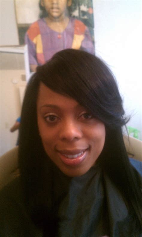 good hair for sew ins sew in weave for children short hairstyle 2013
