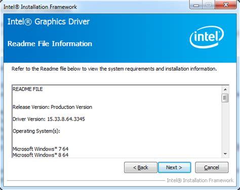 opengl driver update intel intel opengl 1 5 driver download