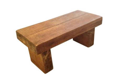 the rustic beam bench coffee table ely rustic furniture