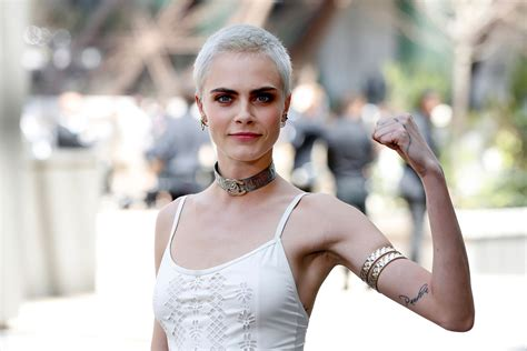 delevingne opens    personal encounter  harvey weinstein unknownmale